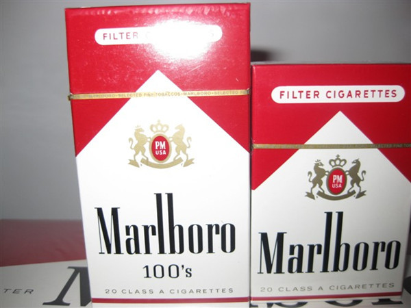Wholesaling Marlboro Red 100s Cigarettes 30 Cartons